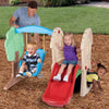 Little Tikes Hide & Seek CLIMBER & SWING - Little Baby