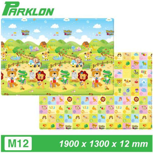 Parklon Playmat - Hello Bear Medi - Little Baby Singapore - 3