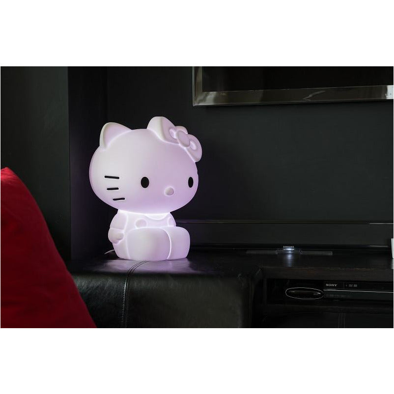 hello kitty lamp by basenl little baby. Black Bedroom Furniture Sets. Home Design Ideas
