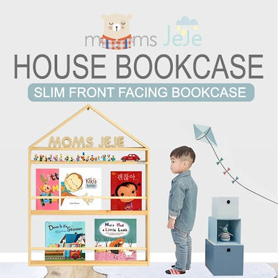 Momsboard House Bookcase