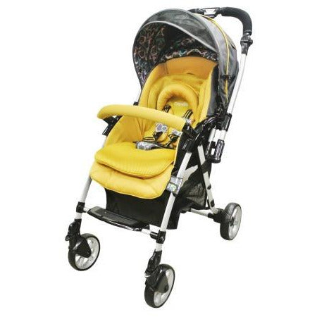 Capella Stroller Coni Travel System 2015 Model S-230F - MUSTARD - Little Baby