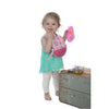 B.box Snack Pack with Soft Tip Spoon (Pinkalily) - Little Baby