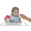 B.box Travel Bib w/ Baby Spoon (Shining Stars) - Little Baby