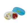 B.box Snack Pack with Soft Tip Spoon (Grapearama) - Little Baby