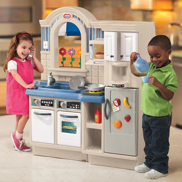 Little Tikes Cook 'N Grill Kitchen - Little Baby