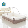 Creamhaus Inua Bumper Bed - Milk Brown (160x110x40cm)