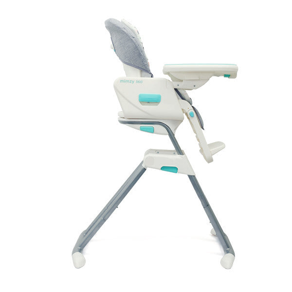 Joie Mimzy 360 TILLY & WINK CROSSHATCH High Chair - Little Baby Singapore - 7