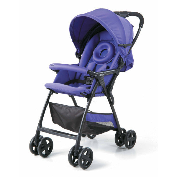 joie aireskip purple stroller singapore little baby. Black Bedroom Furniture Sets. Home Design Ideas
