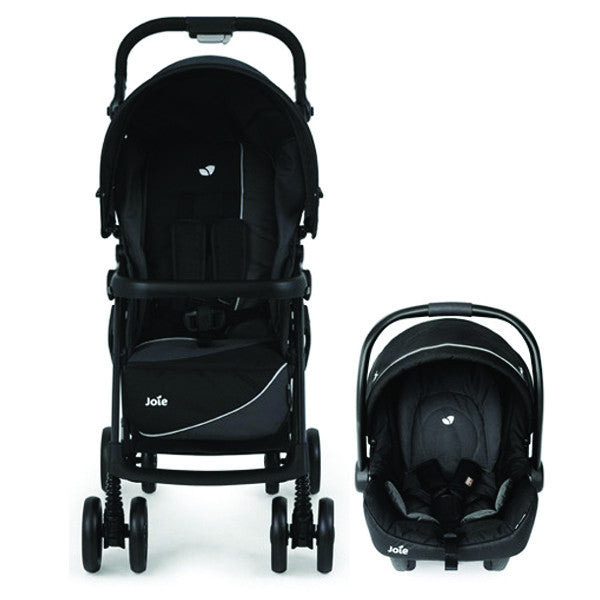 Joie Aire LX Travel System MIDNIGHT - Little Baby
