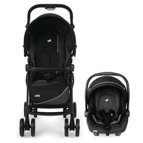 Joie Aire Step LX Travel System MIDNIGHT