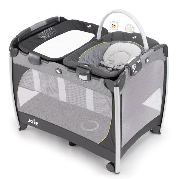 Joie Playpen EXCURSION CHANGE & BOUNCE - Little Baby