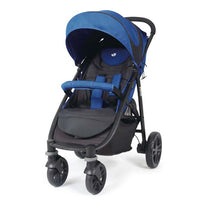 Joie Litetrax 4 BLACK & TRUE BLUE