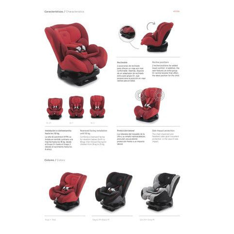 Baby Auto Kypa Group 0+/1/2 Car Seat