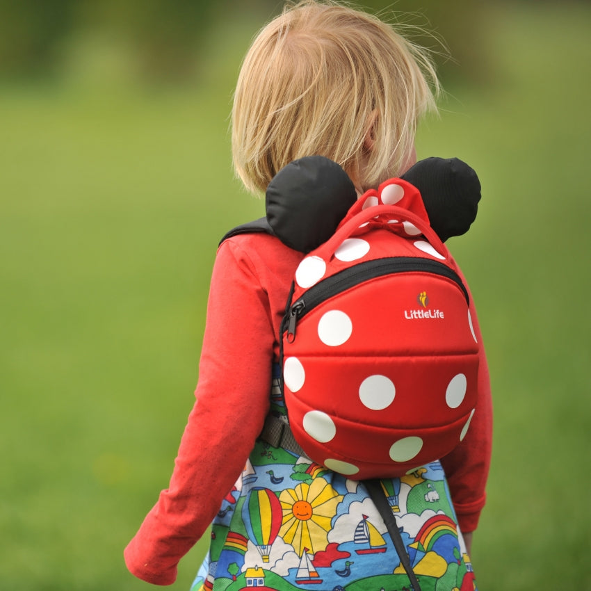 LittleLife Disney Minnie Mouse Toddler Backpack