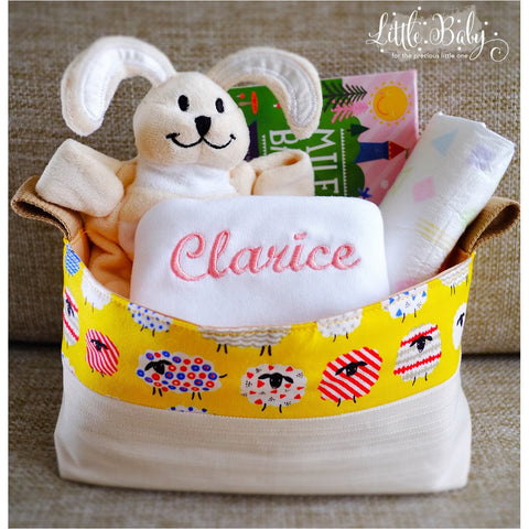 Hello Baby Gift Bag by Little Baby
