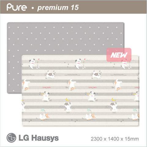 LG Hausys PURE Little Puppy (Premium 15)