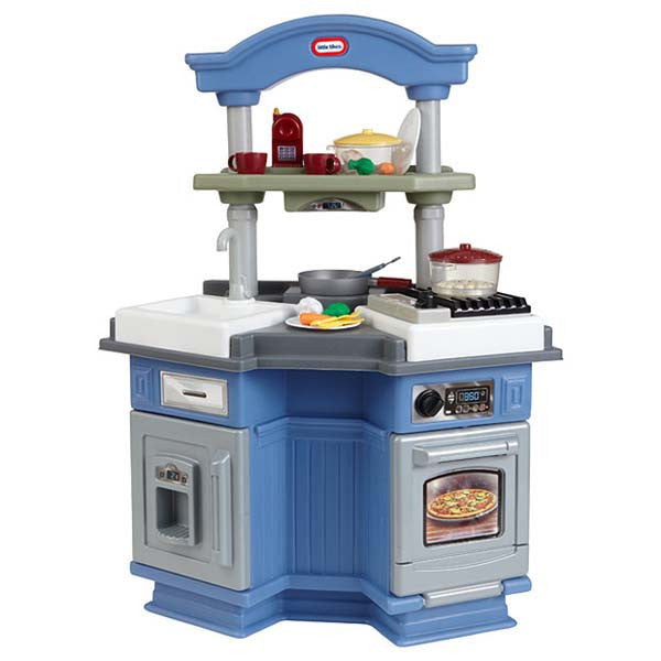 Little Tikes Sizzle 'N Pop Kitchen - Little Baby