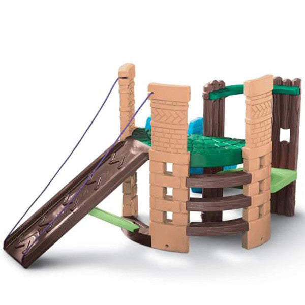Little Tikes 2-in-1 Castle Climber - Little Baby