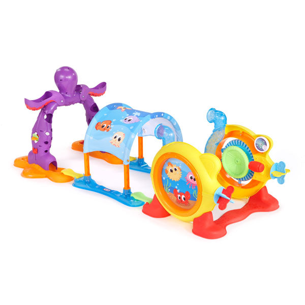 Little tikes 3 in 1 adventure course little baby for Little tikes 2 in 1 buildin to learn motor workshop