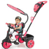 Little Tikes 4-in-1 Trike DELUXE EDITION NEON - PINK - Little Baby