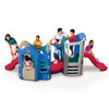 Little Tikes 8-in-1 ADJUSTABLE PLAYGROUND - Blue