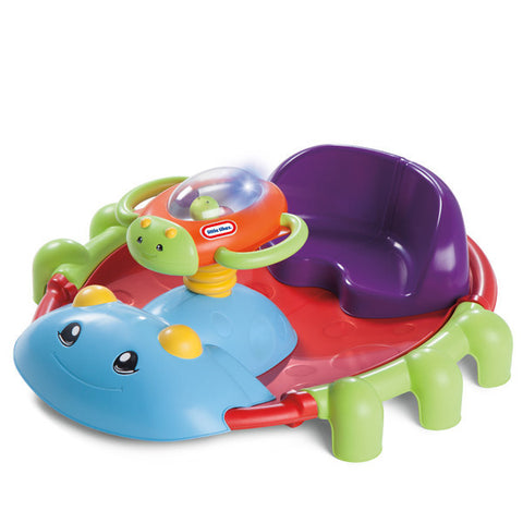 Little Tikes Activity Garden ROCK 'N SPIN
