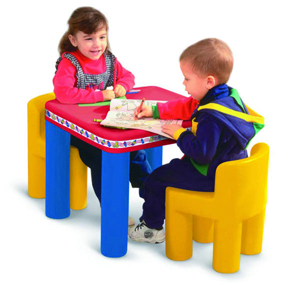 little tikes classic table and chairs at little baby store. Black Bedroom Furniture Sets. Home Design Ideas