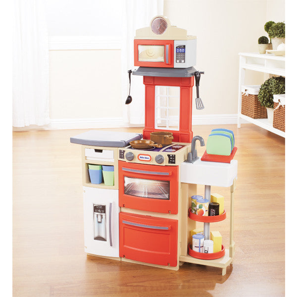 LIttle Tikes COOK 'n STORE KITCHEN - Little Baby