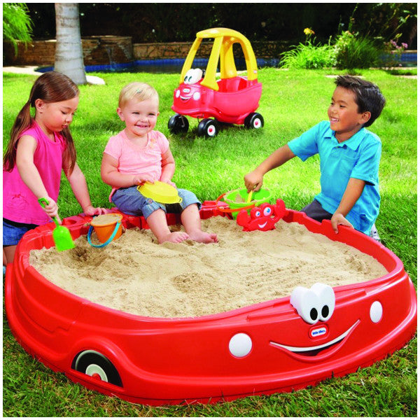 Little Tikes Cozy Coupe® SANDBOX - Little Baby