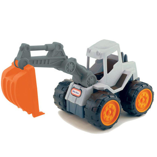 Little Tikes Dirt Digger 2-in-1 Haulers EXCAVATOR - Little Baby