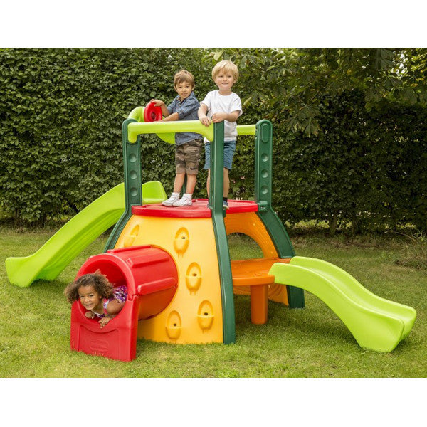 LT Endless Adventures DOUBLE DECKER SUPER SLIDE - Little Baby Singapore - 1