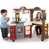 Little Tikes KITCHEN & RESTAURANT - RED