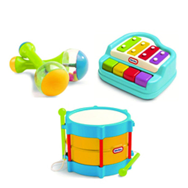 Little Tikes MELODY MAKERS GIFT SET - Little Baby