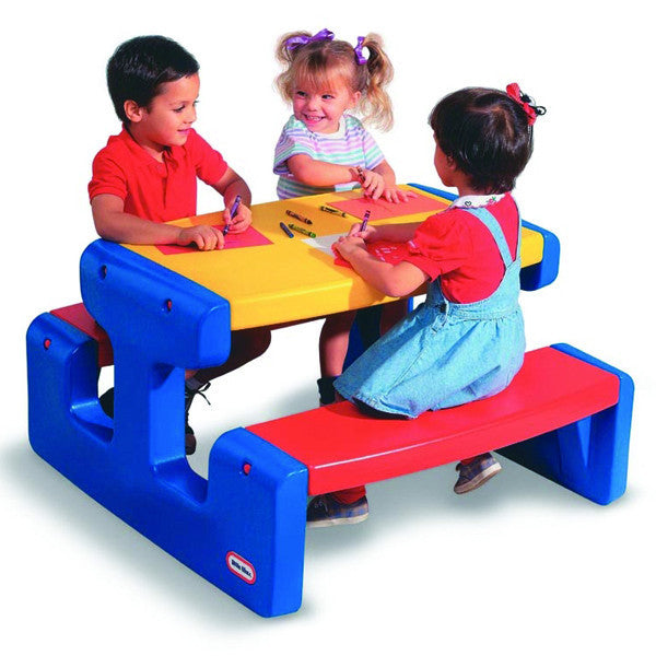 Little Tikes Large PICNIC PRIMARY - Little Baby