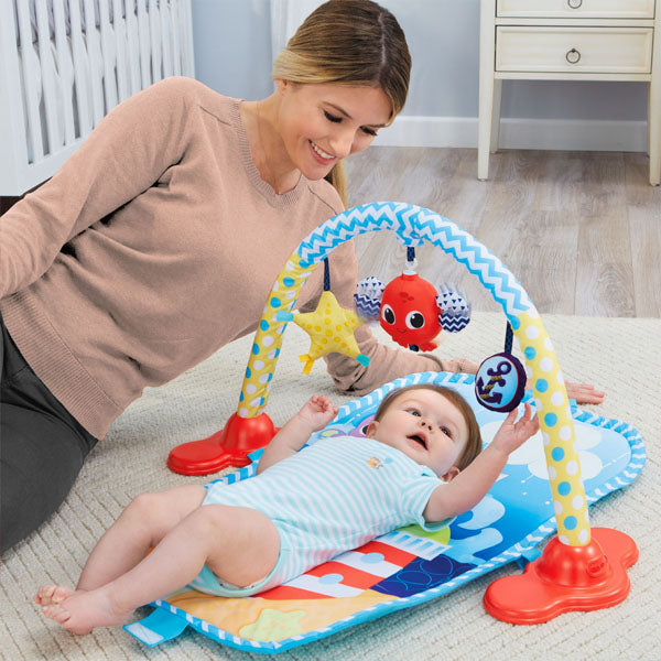 Little Tikes Soothe 'n Spin Activity Gym