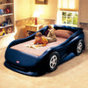 Little Tikes AMERICAN BLUE SPORTS CAR TWIN BED - Little Baby