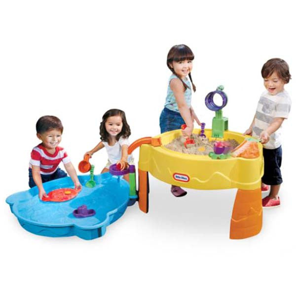 Little Tikes TREASURE HUNT SAND & WATER TABLE