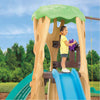 Little Tikes TREE HOUSE SWING SET - Little Baby