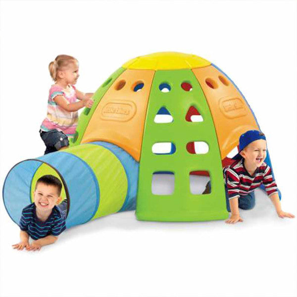 LIttle Tikes TUNNEL 'N DOME CLIMBER - Little Baby