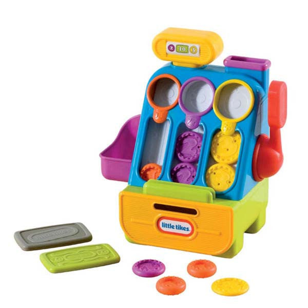 LIttle Tikes Count 'n Play CASH REGISTER - Little Baby
