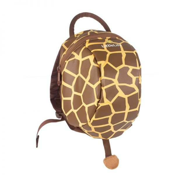 LittleLife Toddler Backpack with Safety Rein – Giraffe