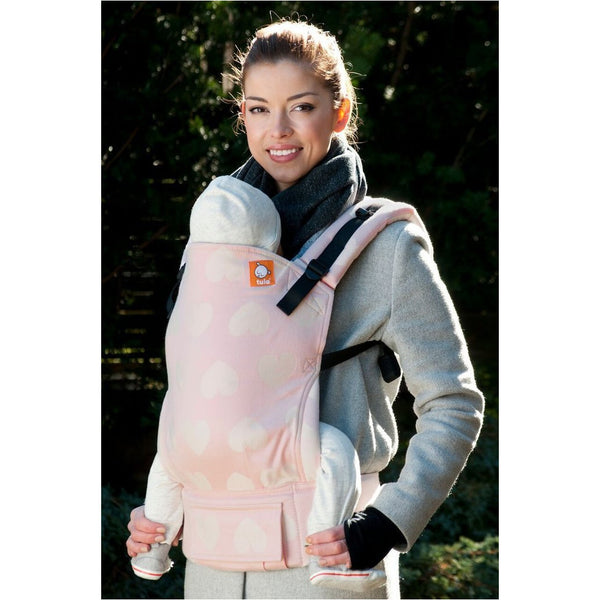 Tula Full Standard WC Carrier - Love Tendresse