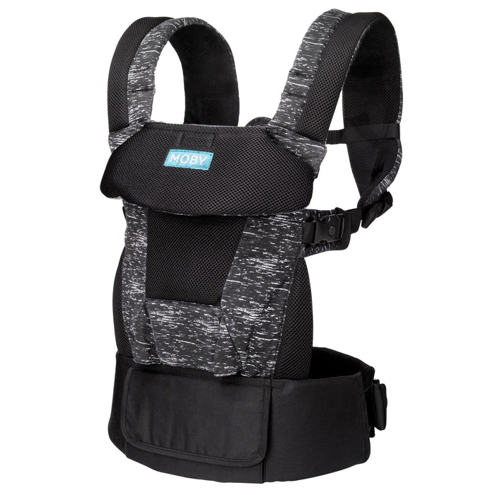 MOBY Move 4 Position Carrier - Onyx Black