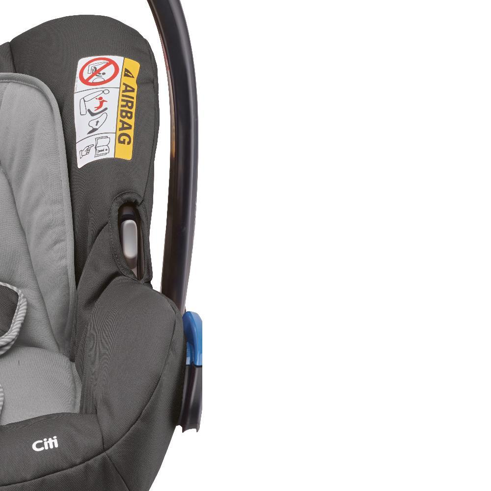 Maxi Cosi (10) Citi Infant Carrier - Concrete Grey
