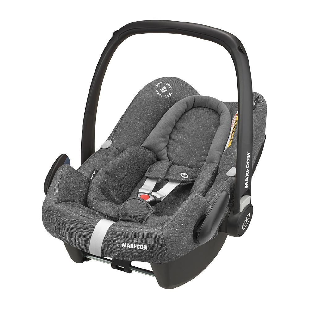 Maxi Cosi (10) Rock Baby Car Seat - Sparkling Grey