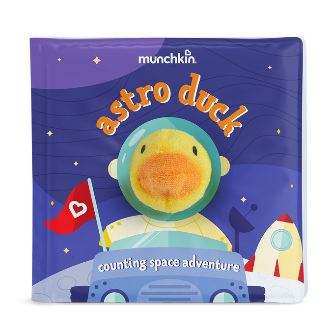 Soapy Stories™ Space Puppet Bath Book - Munchkin
