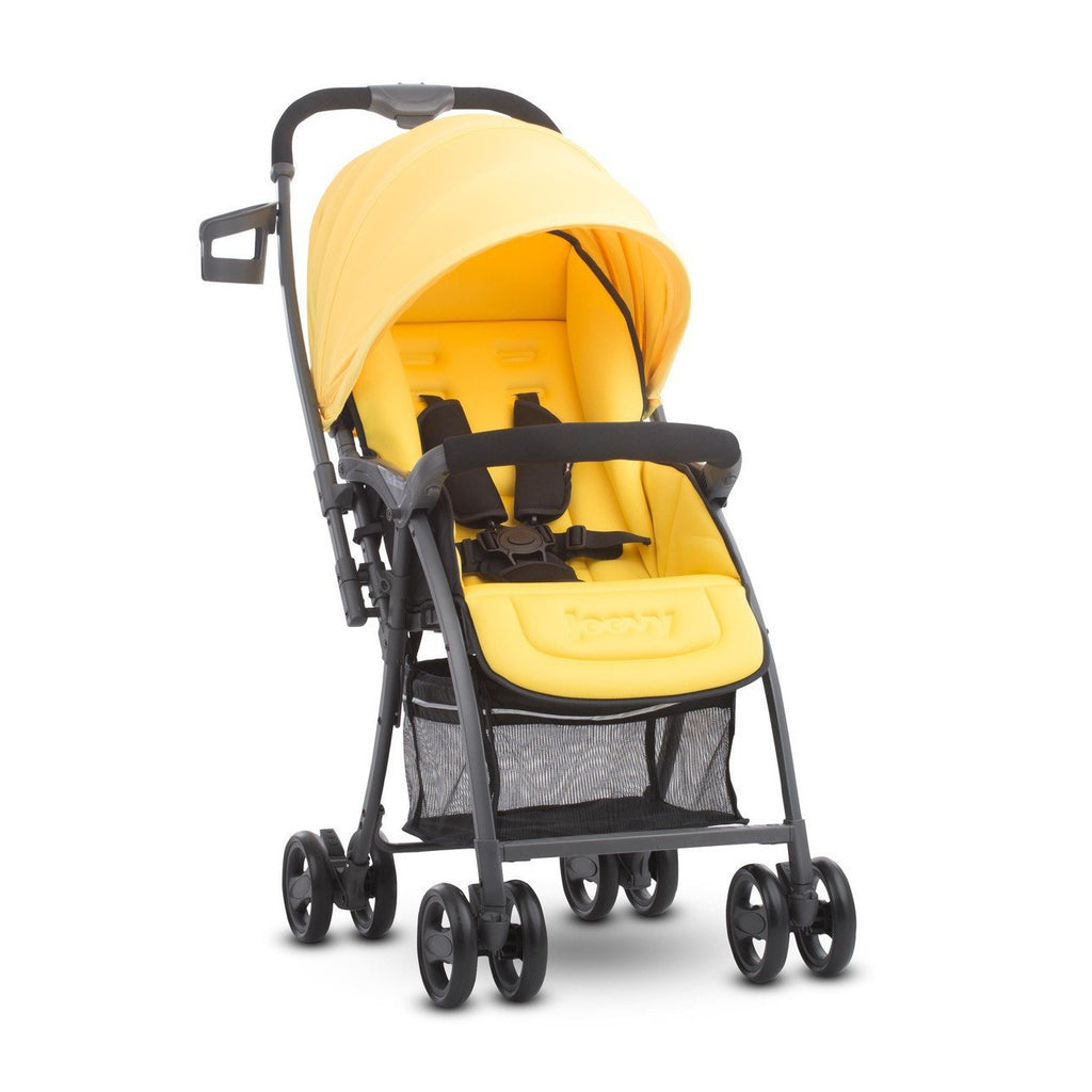 Joovy Balloon Single Stroller (Yellow) - Little Baby