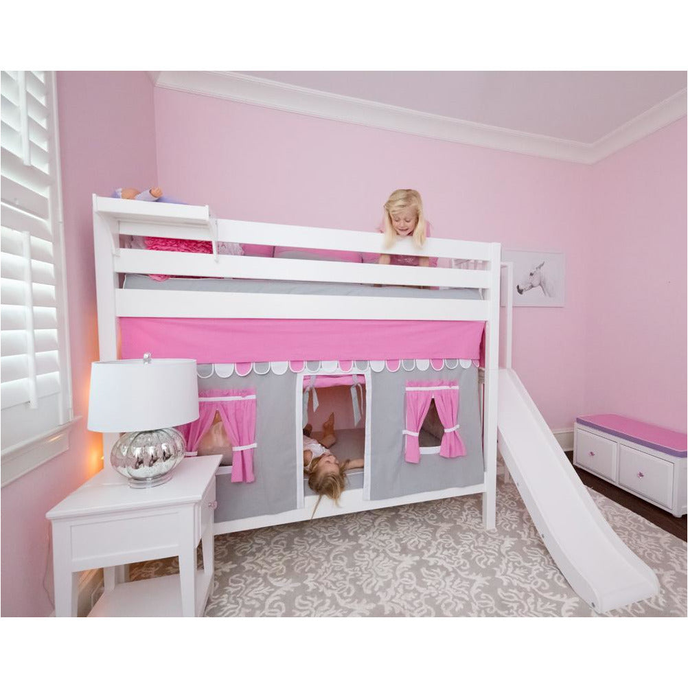 Maxtrix High Bunk w Side Slide