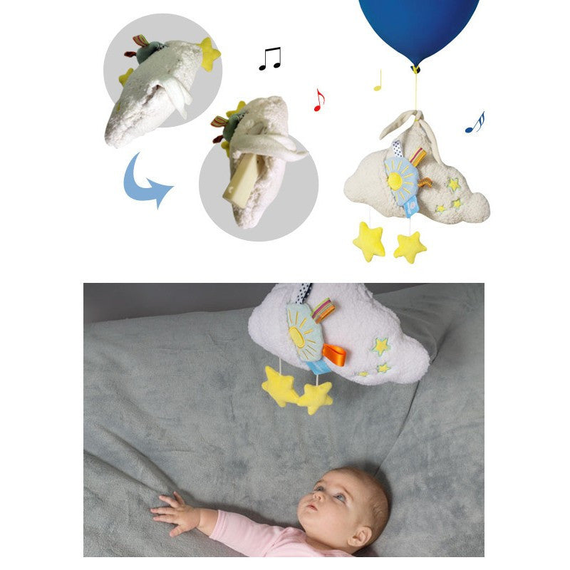 Snoozebaby Musical Mobile - Music Cloud