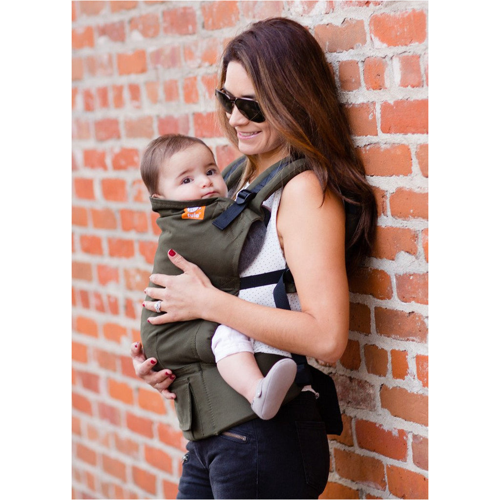 Olive - Tula Baby Carrier (Standard) - Little Baby